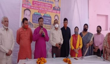 Abhilakh Foundation organizes imega health checkup camp in Shakarpur